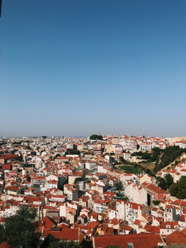 View of city
